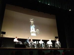 Una foto dal Festival del Giornalismo di Perugia del 2012