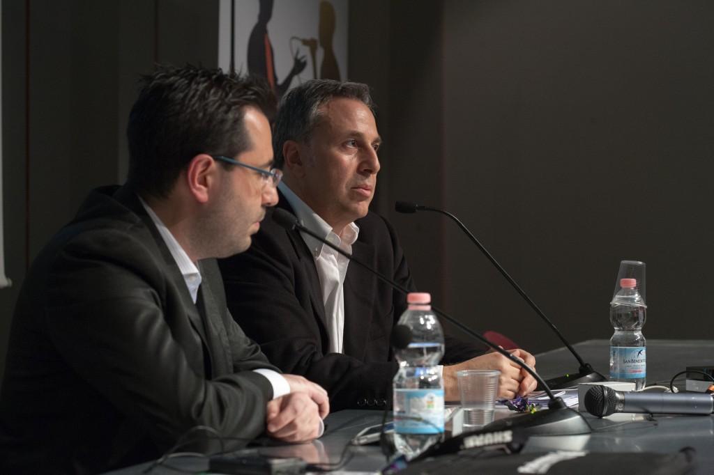 Patrick Facciolo e Paolo Audino
