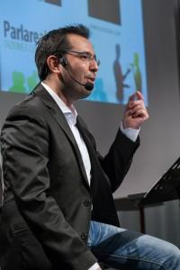 Patrick Facciolo, speaker radiofonico nazionale