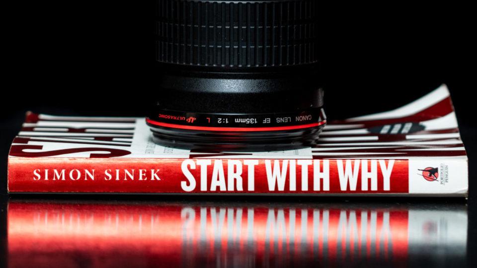 """Il segreto dei grandi leader: Simon Sinek e la teoria del """"Golden Circle"""""""