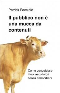 copertina mucca