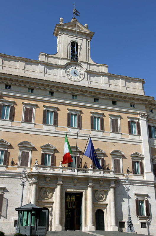 Giorgio napolitano for Parlamento della repubblica