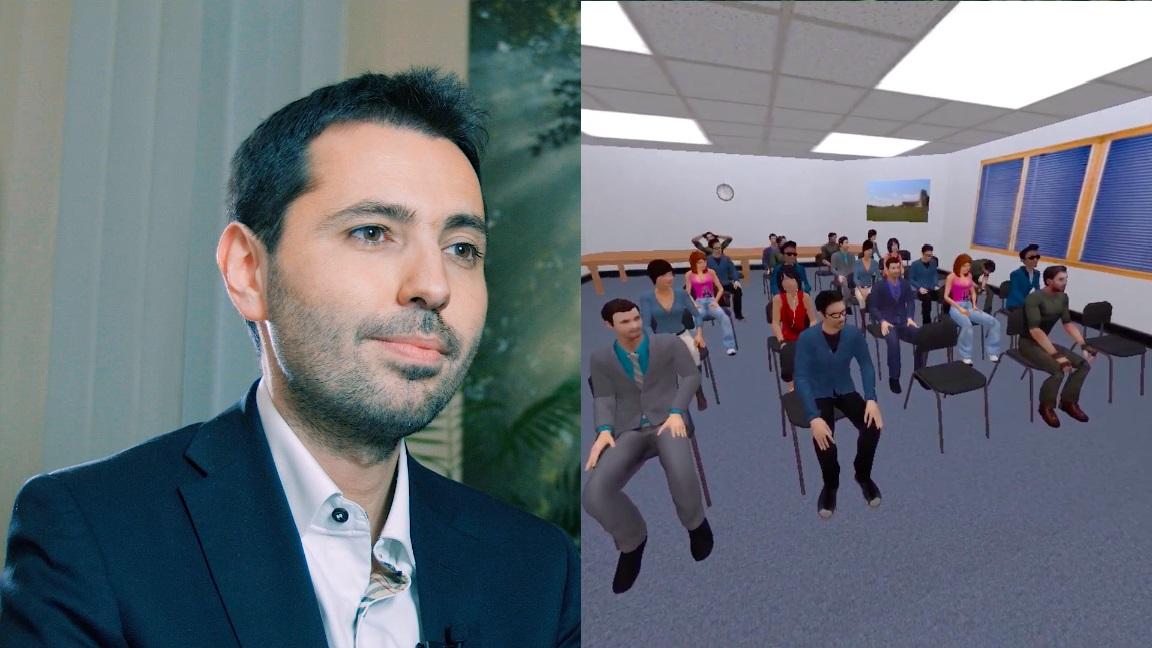 patrick facciolo realtà virtuale public speaking