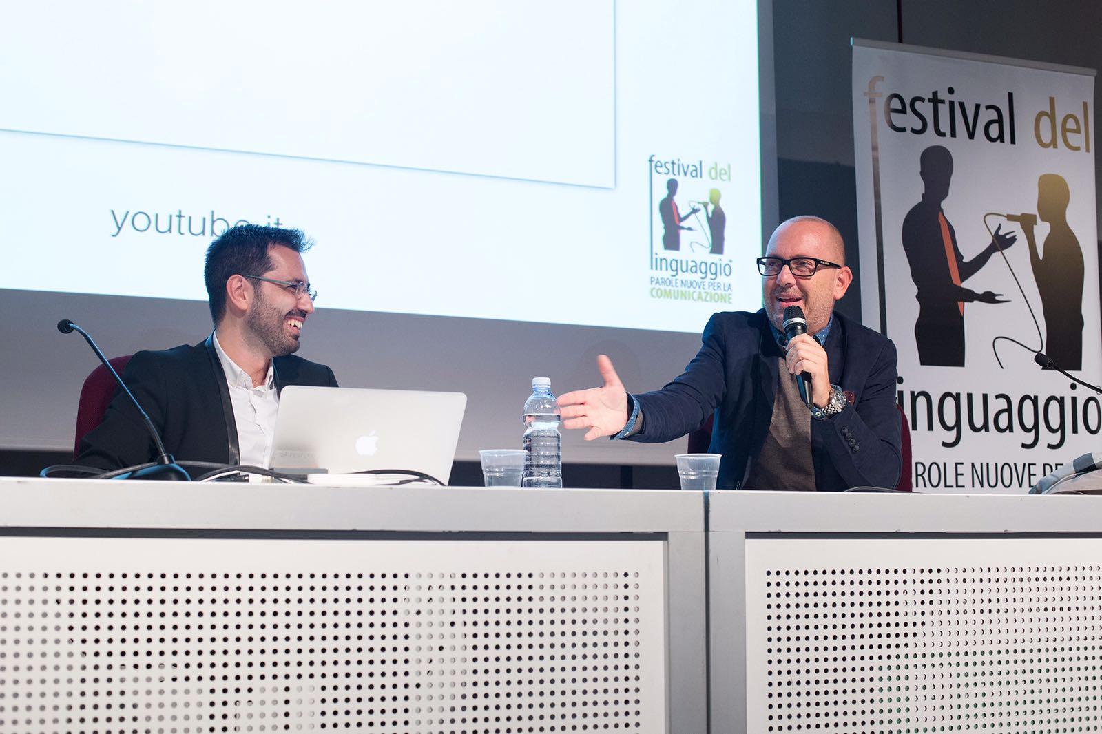 Patrick Facciolo con Marco Salvati