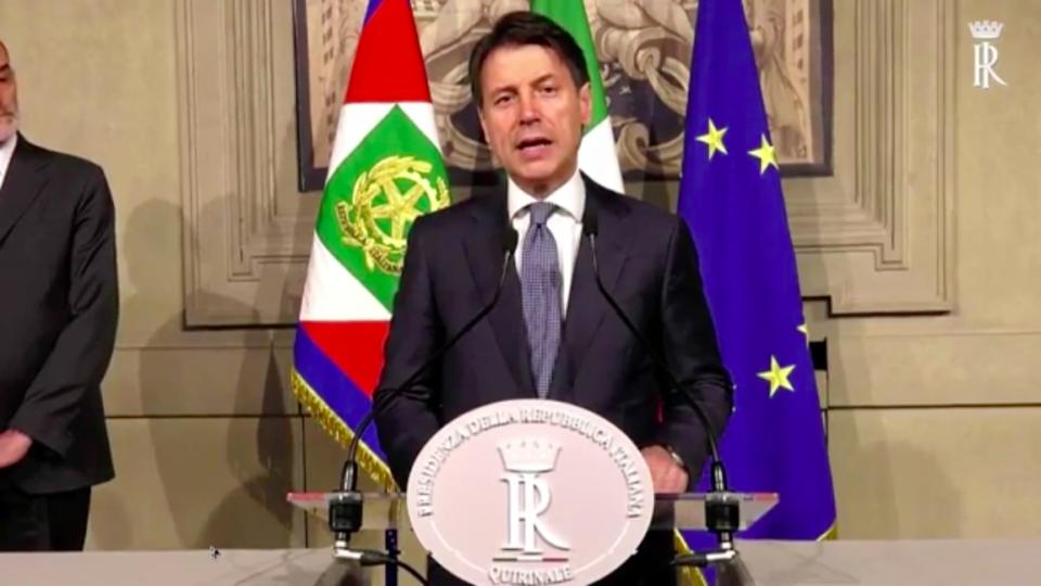 Comunicazione politica: il discorso del premier incaricato Giuseppe Conte