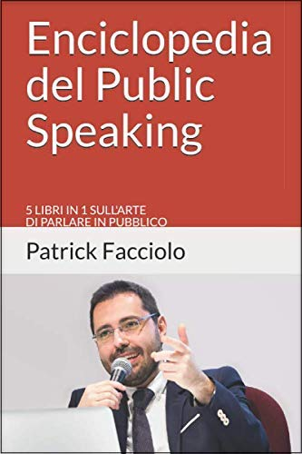 Copertina Enciclopedia del Public Speaking