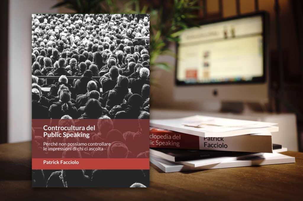 Copertina Controcultura del Public Speaking